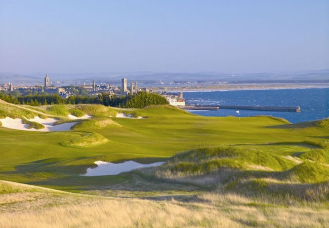 St Andrews Links in Scotland